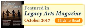 Legacy Arts Magazine