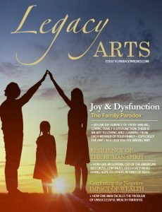 Legacy Arts - Issue 9