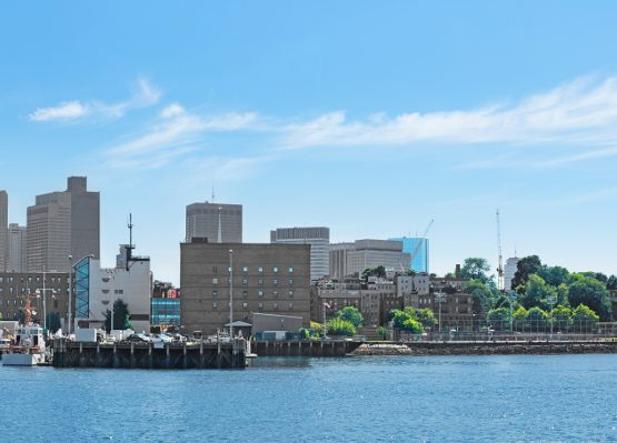 City of Boston Panorama
