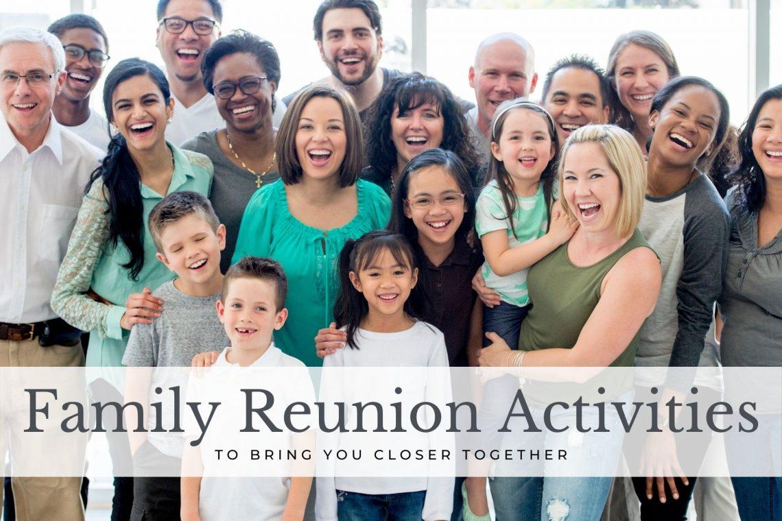 family reunion activities