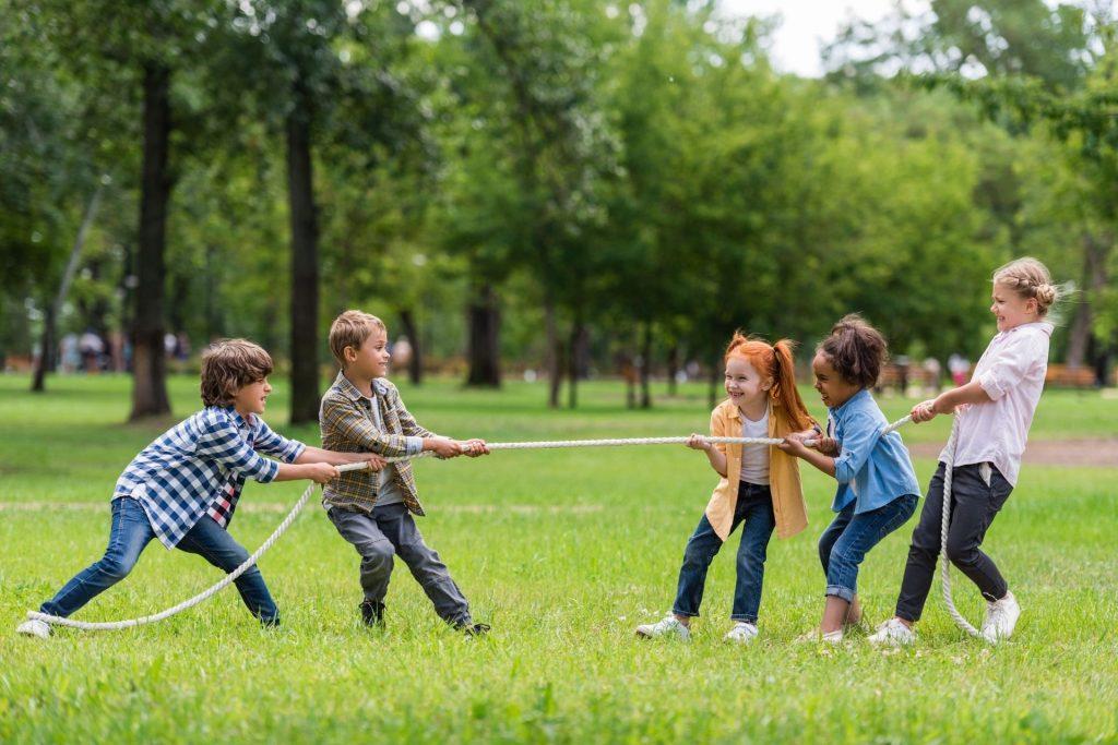 family reunion games