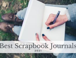 scrapbook journals