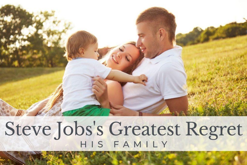 steve jobs greatest regret